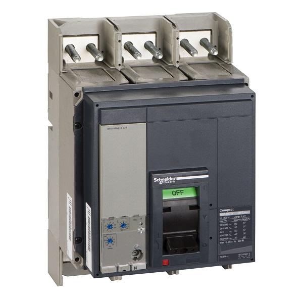 کلید اتوماتیک فیکس 1600 آمپر اشنایدر