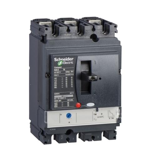 کلید اتوماتیک قابل تنظیم LV429844 اشنایدر
