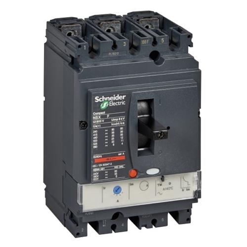 کلید اتوماتیک قابل تنظیم LV430630 اشنایدر