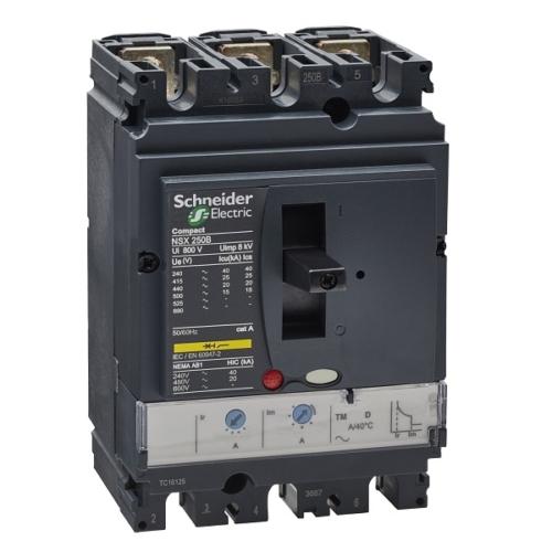 کلید اتوماتیک قابل تنظیم LV431110 اشنایدر