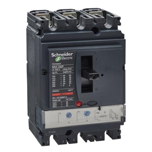 کلید اتوماتیک قابل تنظیم LV431630 اشنایدر