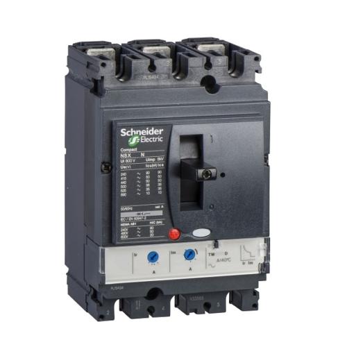 کلید اتوماتیک قابل تنظیم LV431840 اشنایدر