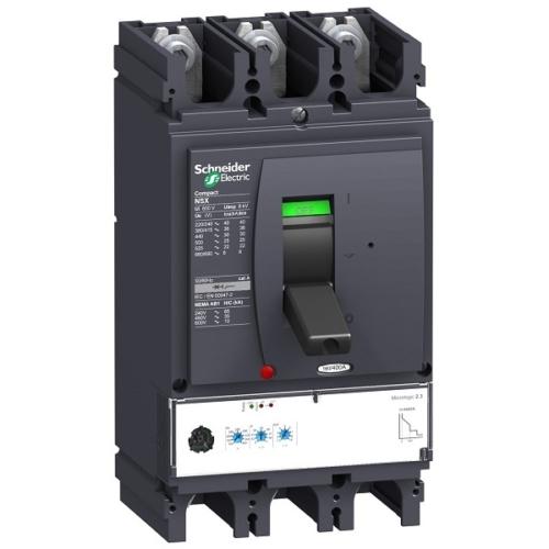کلید اتوماتیک قابل تنظیم LV432893 اشنایدر