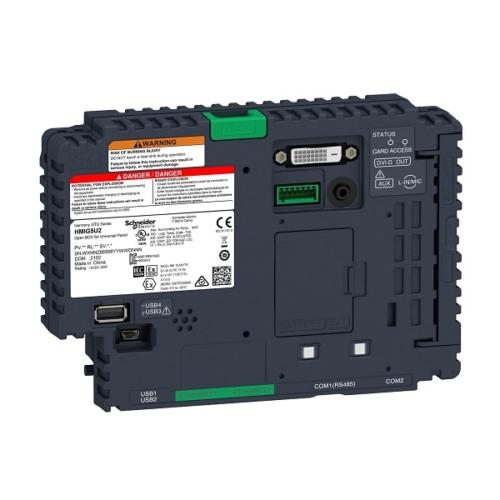 واحد کنترل نمایشگر HMI اشنایدر الکتریک سری HMIG